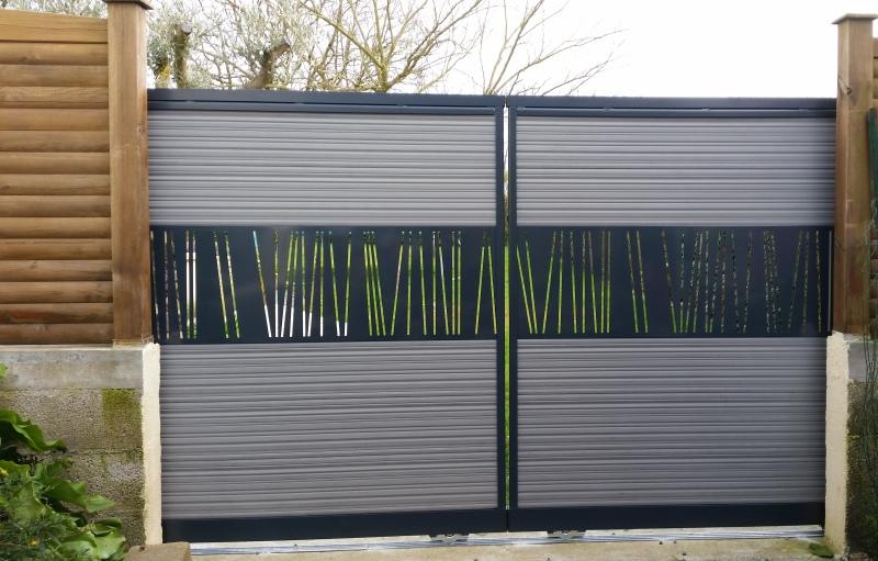 Portails atelier m tal concept - Concept alu les herbiers ...